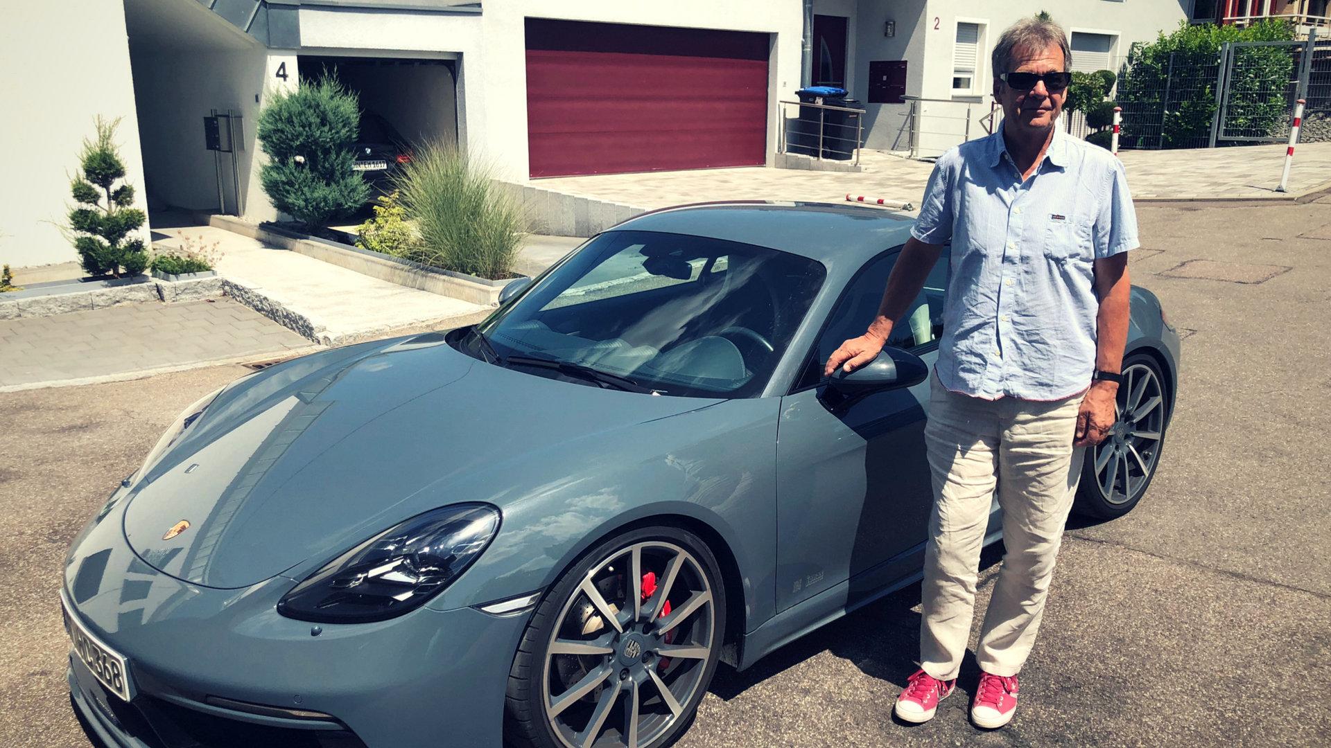 67-jähriger Porschefahrer: Tempolimit ist Quatsch – ich habe eine bessere
