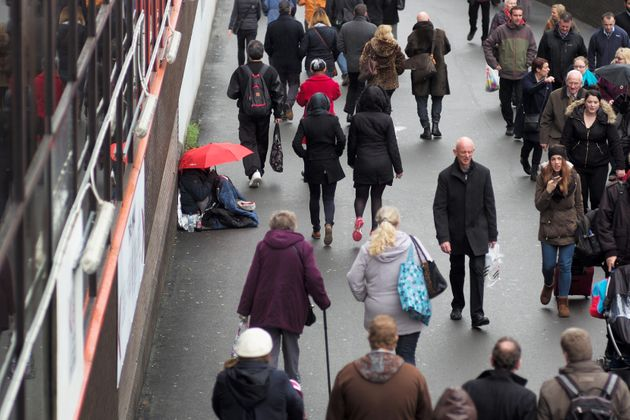 Why Birmingham's Homelessness Problem Is More Than A Simple Maths
