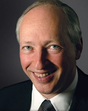 Nigel Boardman is a senior partner at Slaughter and