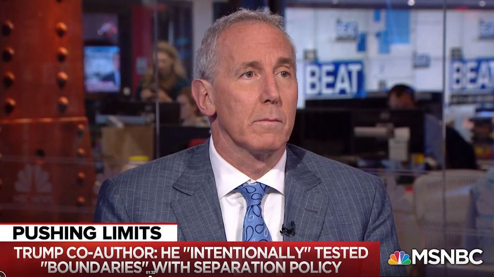 Tony Schwartz who co-authored The Art of the Deal with President Donald Trump has since taken full credit for the 1987 book