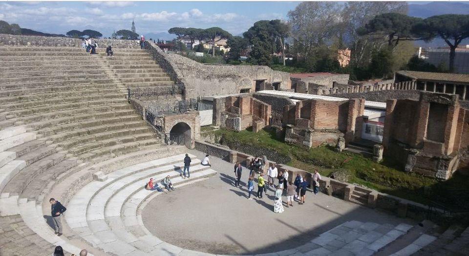 Το μικρό Αμφιθέατρο (Odeion...