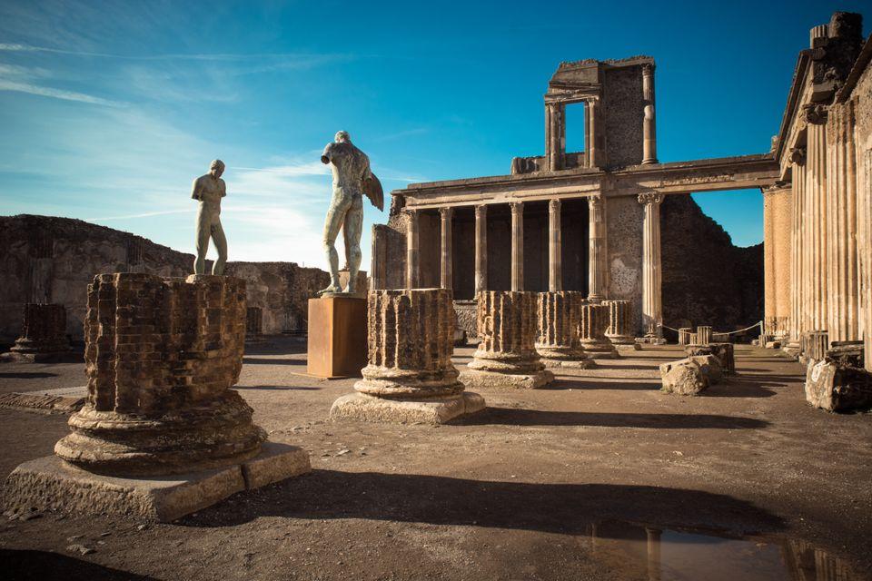 Αποτέλεσμα εικόνας για Πομπηια