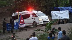2주 넘게 동굴에 갇혔던 태국 소년 12명 중 4명이