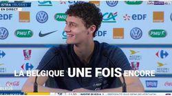 France-Belgique à la Coupe du Monde: la blague subtile du responsable presse des