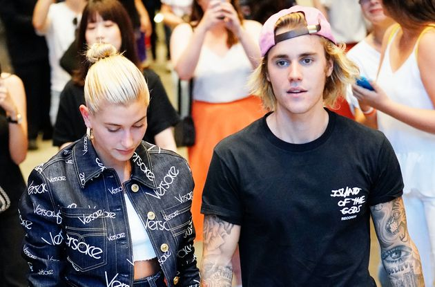 Justin Bieber and Hailey Baldwin, seen together on Thursday, arereportedly
