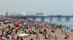 UK's Hottest Heatwave In Five Years To Be Tempered By Cooler