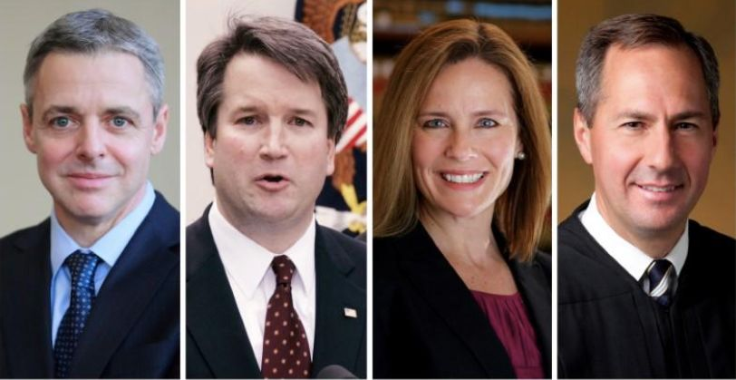 Right-Wing Judicial Group Targets 4 Democrats In Supreme Court Fight