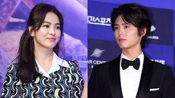 송혜교와 박보검이 '연상연하 커플'을