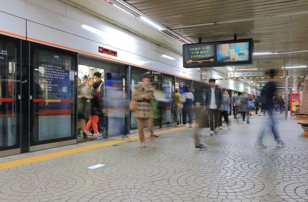 여성가족부가 지하철 불법촬영 집중 단속 결과를