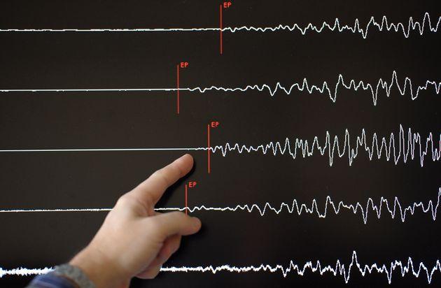 Σεισμός άνω των 4 Ρίχτερ στα ανοιχτά των