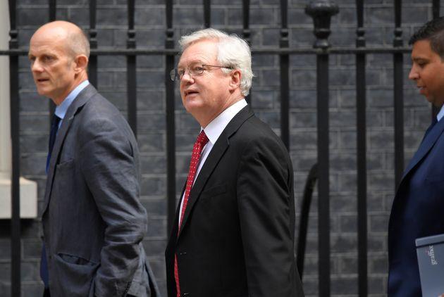 Βρετανία: Παραίτηση του υπουργού Brexit, Ντέιβιντ