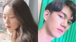 배우 이수민이 배구선수 임성진과의 열애설에 밝힌