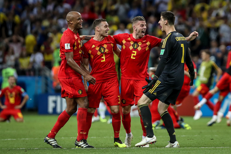 Frankreich – Belgien im Live-Stream: Fußball-WM 2018 online