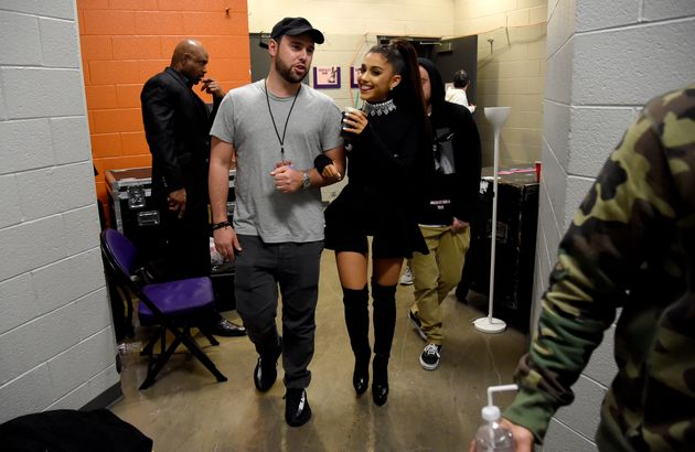 Ariana Grande Tweets And Deletes In Defence Of Manager After Justin Bieber Engagement Rumours