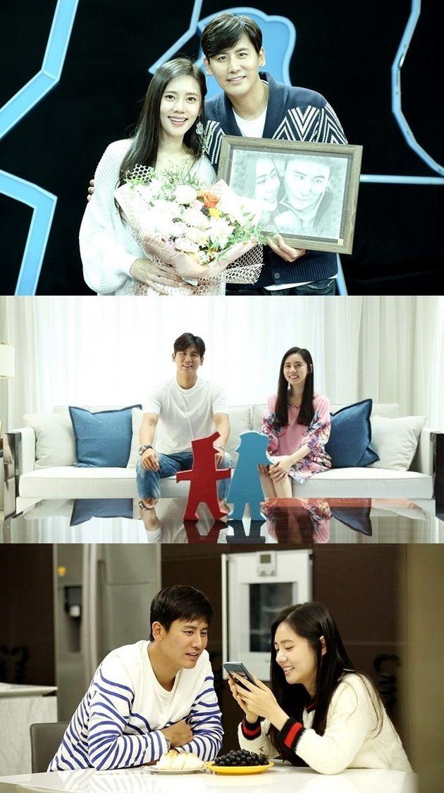 추자현-우효광 부부가 '동상이몽 2'에 깜짝
