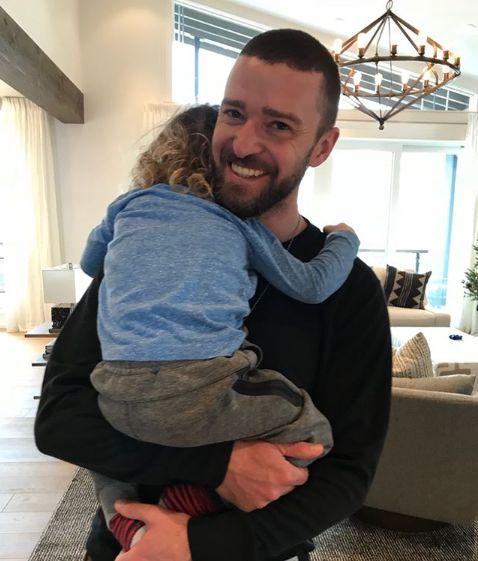 Justin Timberlake postet Foto von seinem Sohn – und wird von Fans