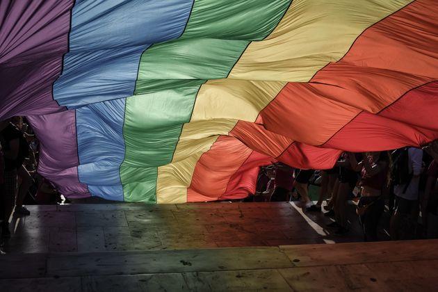 Τρανς πρόσφυγες διεκδικούν το δικαίωμα τους σε μια αξιοπρεπή ζωή μετά από χρόνια