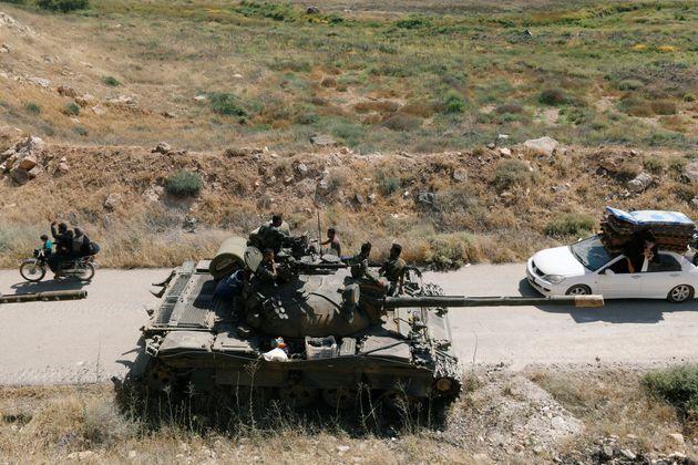 Συρία: Υπό πολιορκία από τον συριακό στρατό θύλακας των ανταρτών στη
