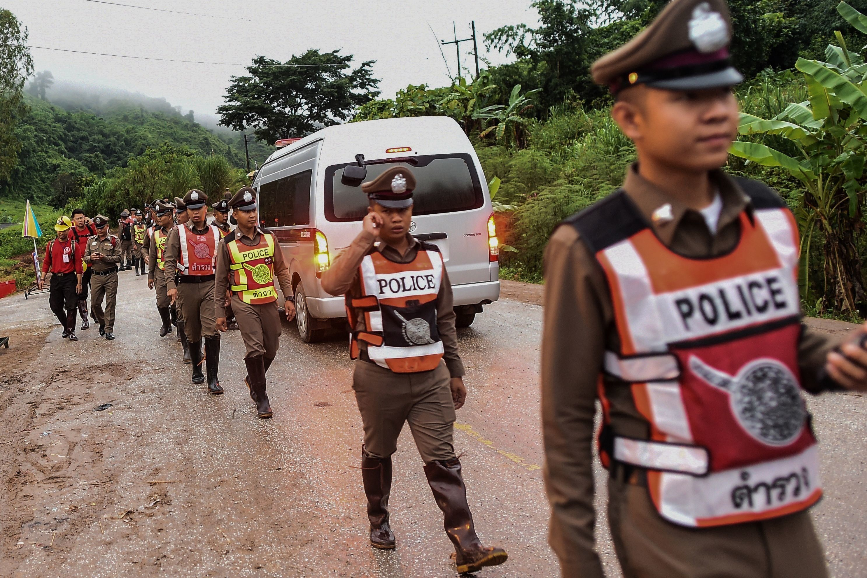More Boys Freed From Thailand Cave As Rescue Mission Stretches Into Second