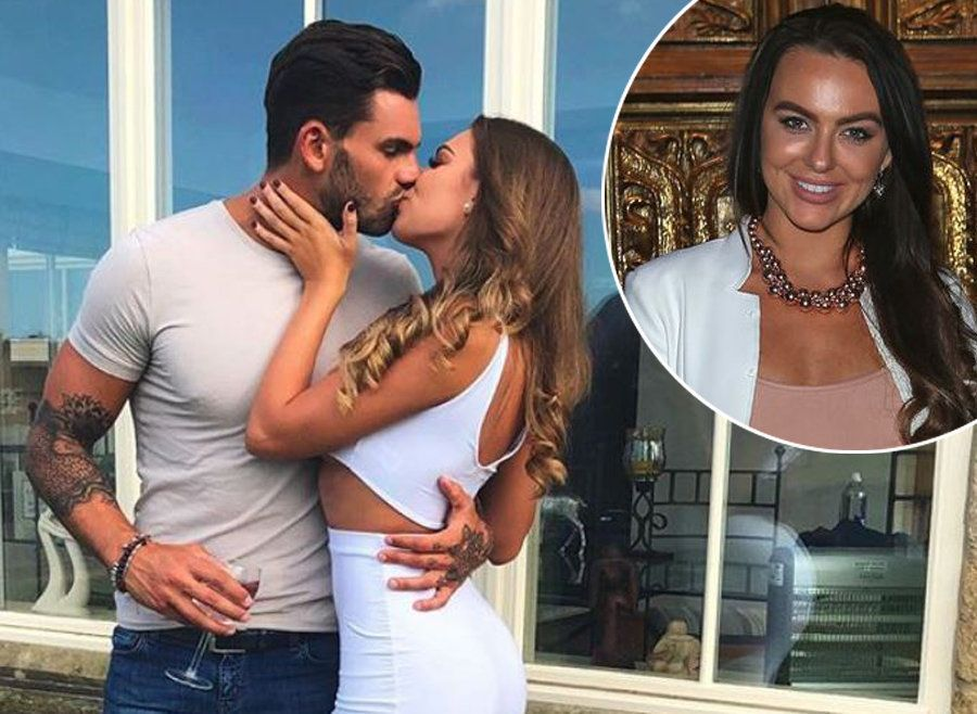 Love Island's Rosie Puts Adam Drama Behind Her As She Wishes Him Well With Zara