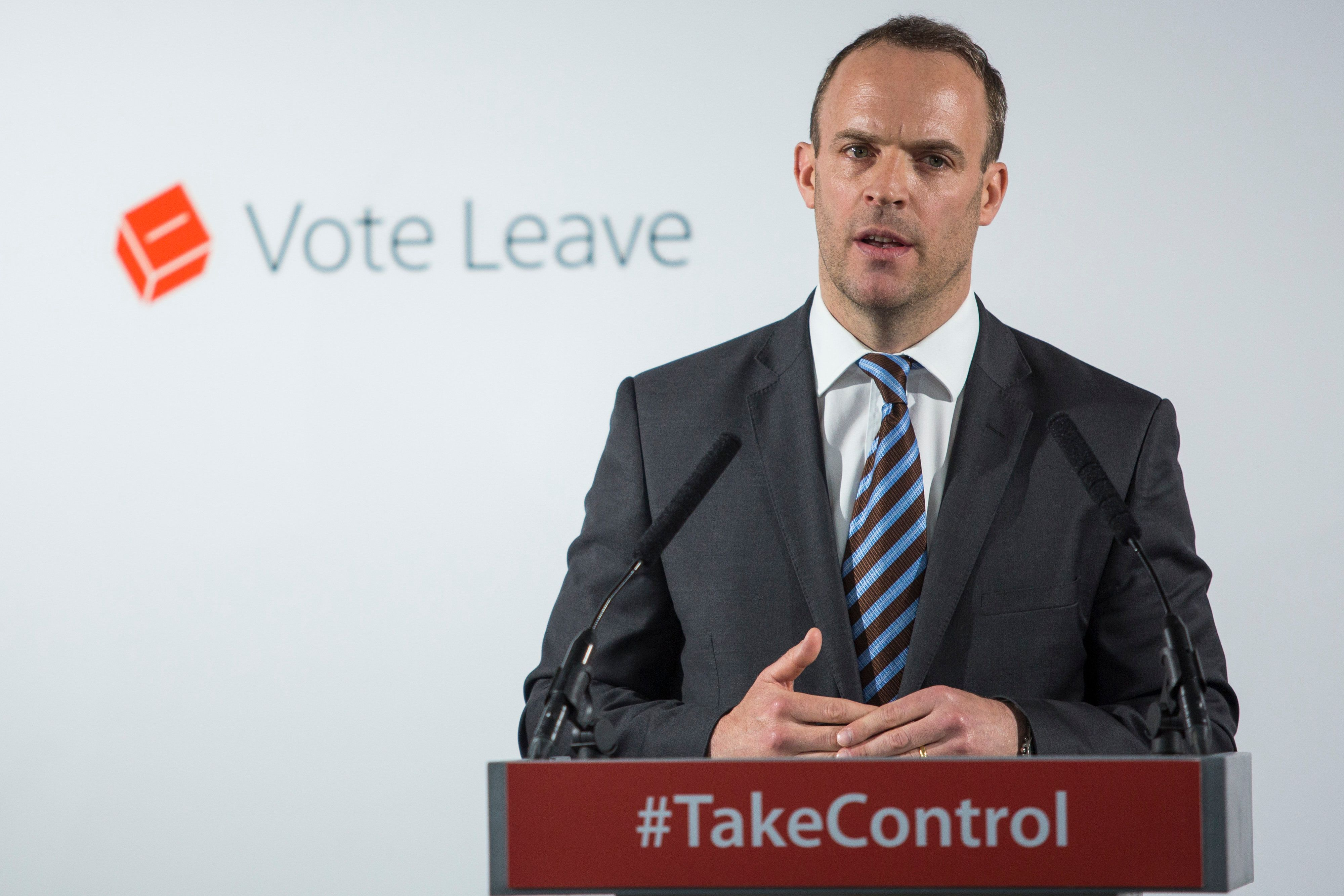 Who Is Dominic Raab? Meet The New Brexit