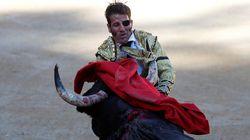 Ο «πειρατής» και ο ταύρος: Βαρύς τραυματισμός βετεράνου ταυρομάχου στην