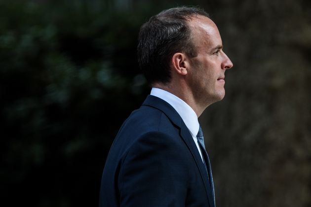 Theresa May Has No Raab-bit To Pull Out Of Her Magic Brexit