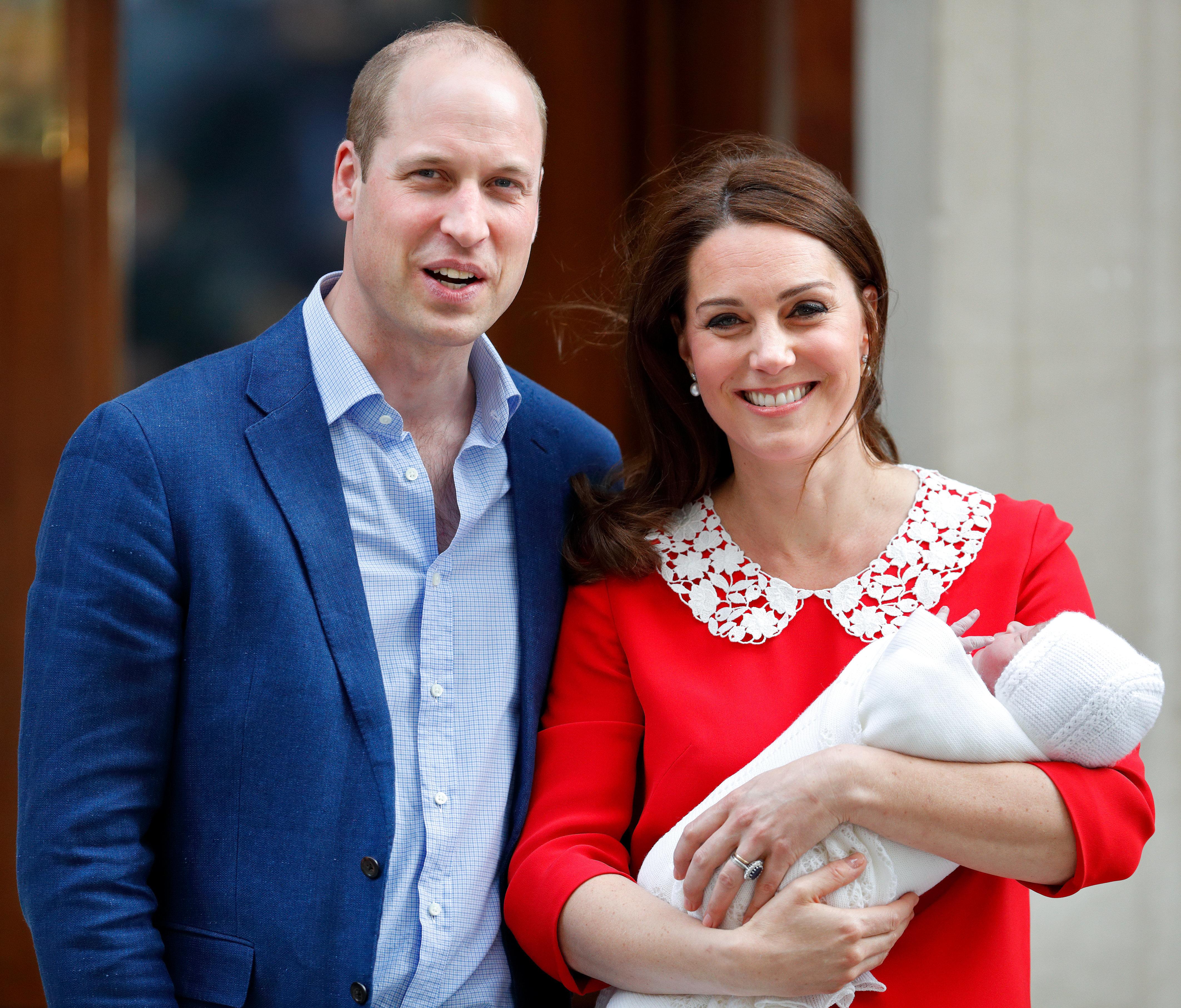 Royals: Prinz Louis wird getauft, aber der wichtigste Gast fehlt