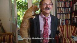 Ακαδημαϊκός δίνει live συνέντευξη όταν η γάτα του σκαρφαλώνει στο κεφάλι