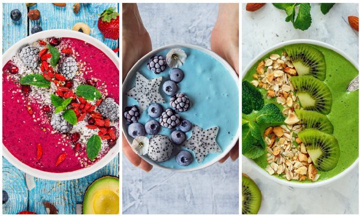 Are Smoothie Bowls Actually Healthy Here S What The Experts Say