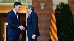 Catalogne: le dialogue reprend mais Torra reste inflexible sur