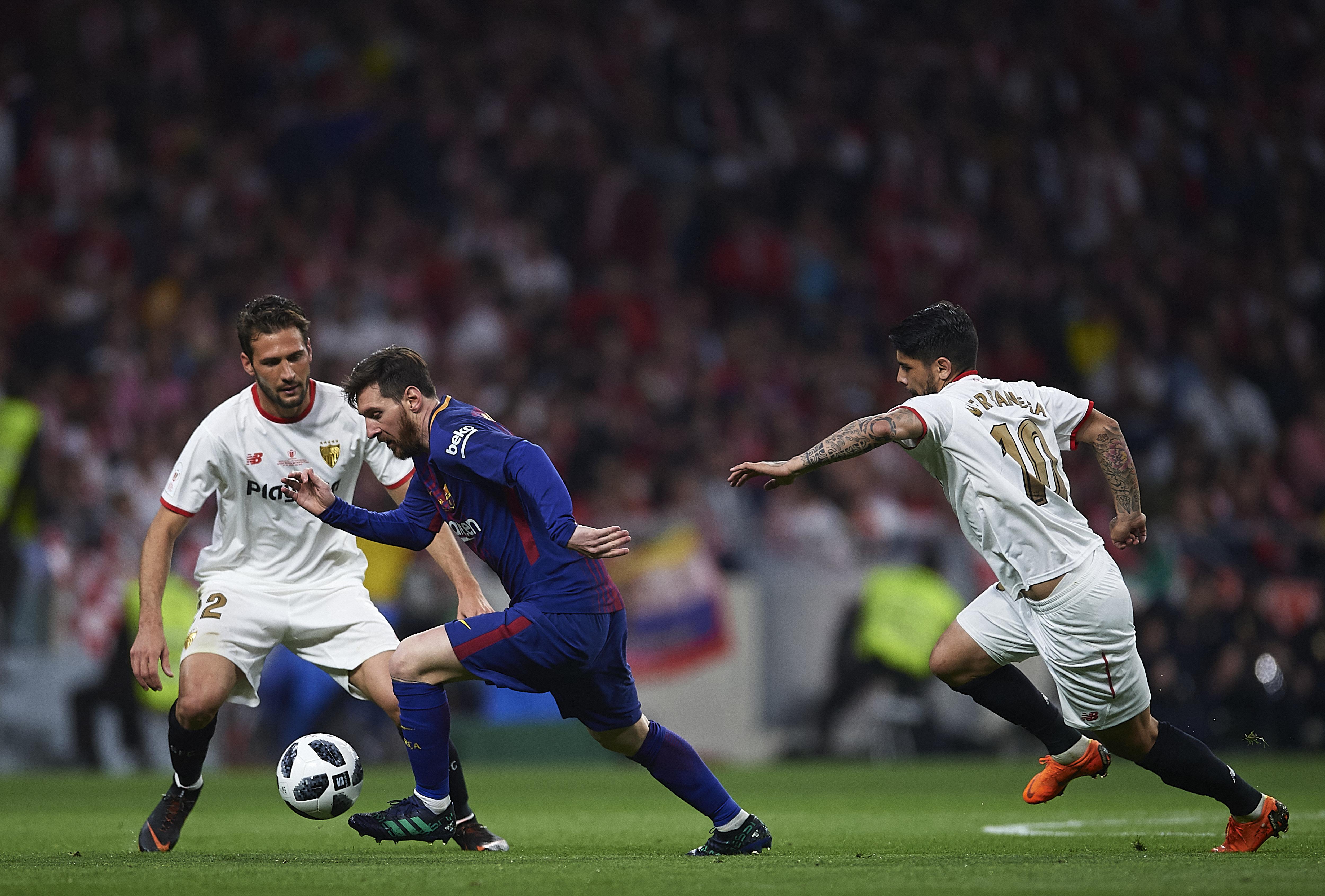 La Supercoupe d'Espagne se jouera en un seul match et très probablement à Tanger