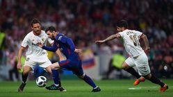 La Supercoupe d'Espagne se jouera en un seul match et très probablement à