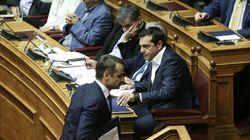 Την τροπολογία για τη μη περικοπή συντάξεων κατέθεσε στη Βουλή η
