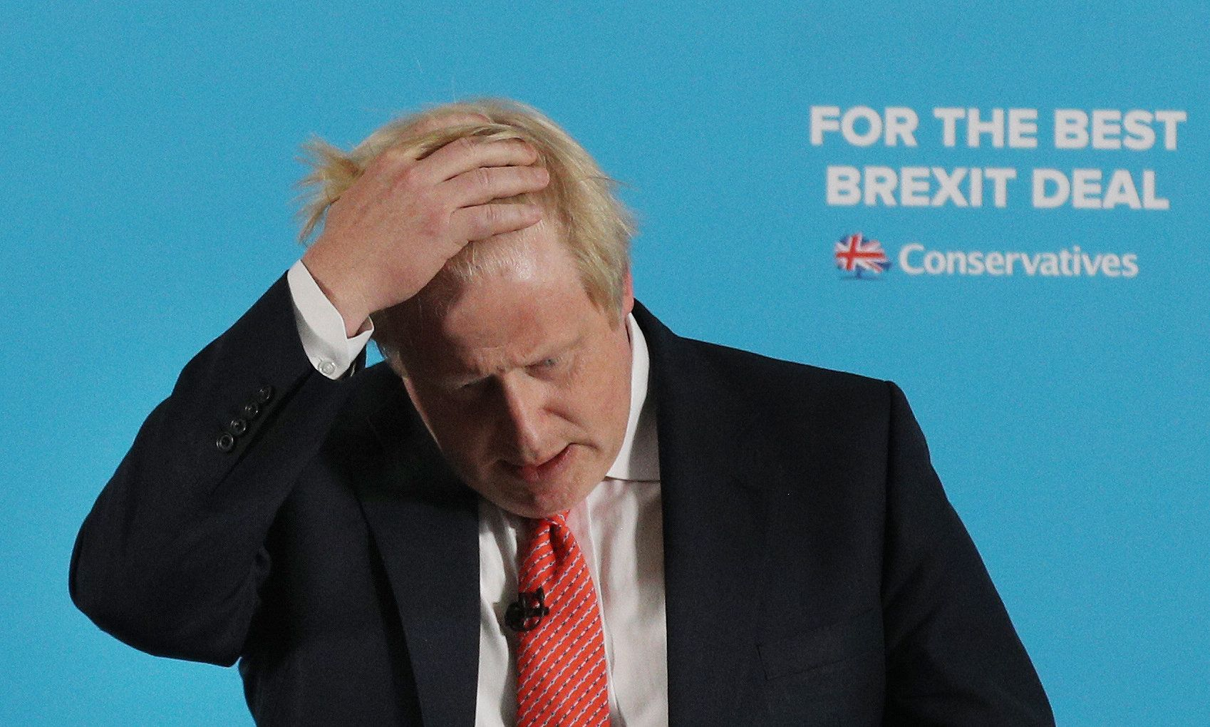 After quitting, Boris Johnson says Brexit 'dream is dying'