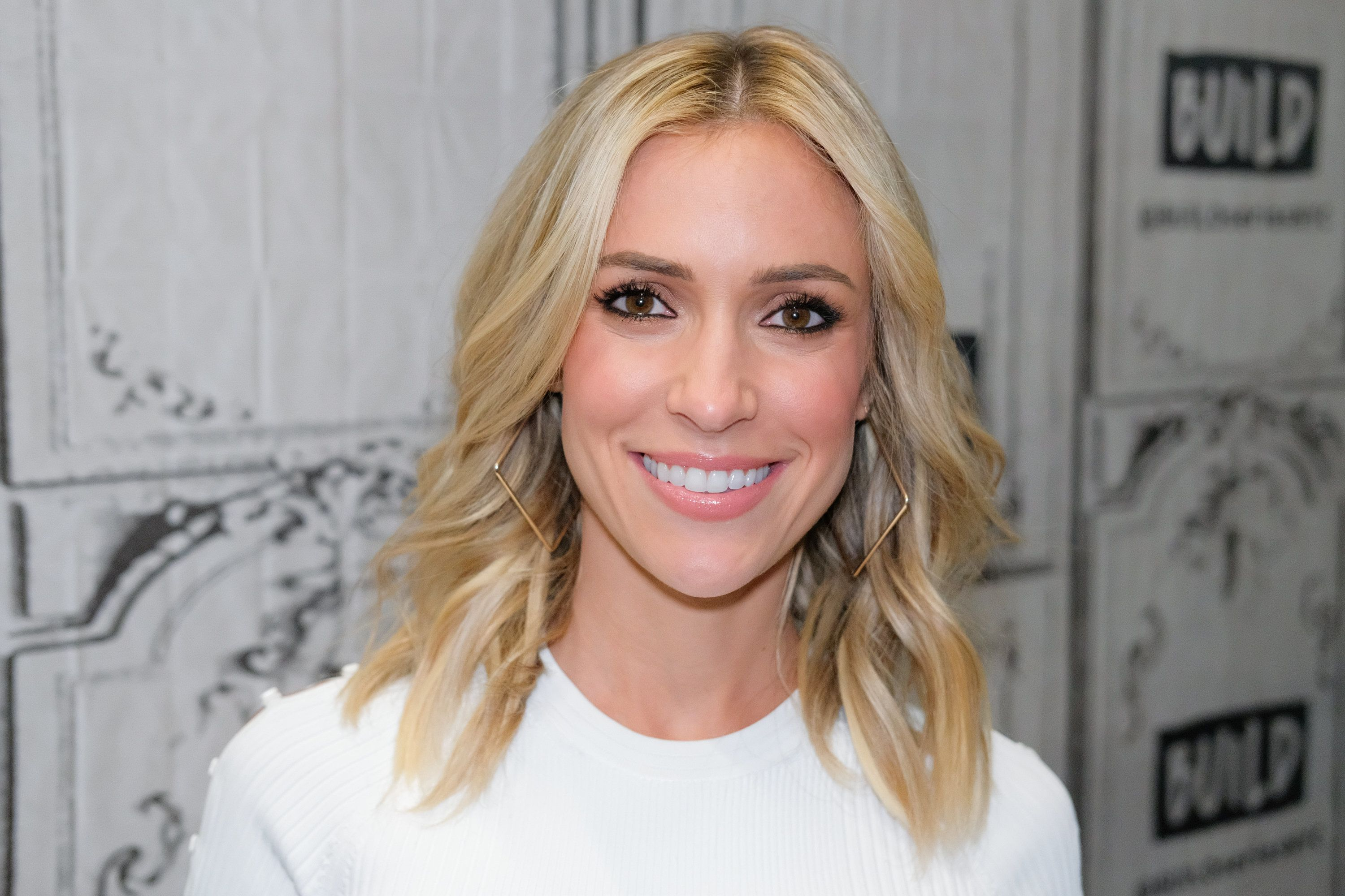 NEW YORK, NY - APRIL 03:  Kristin Cavallari visits Build Studio to discuss her new book 'True Roots' on April 3, 2018 in New York City.  (Photo by Matthew Eisman/Getty Images)