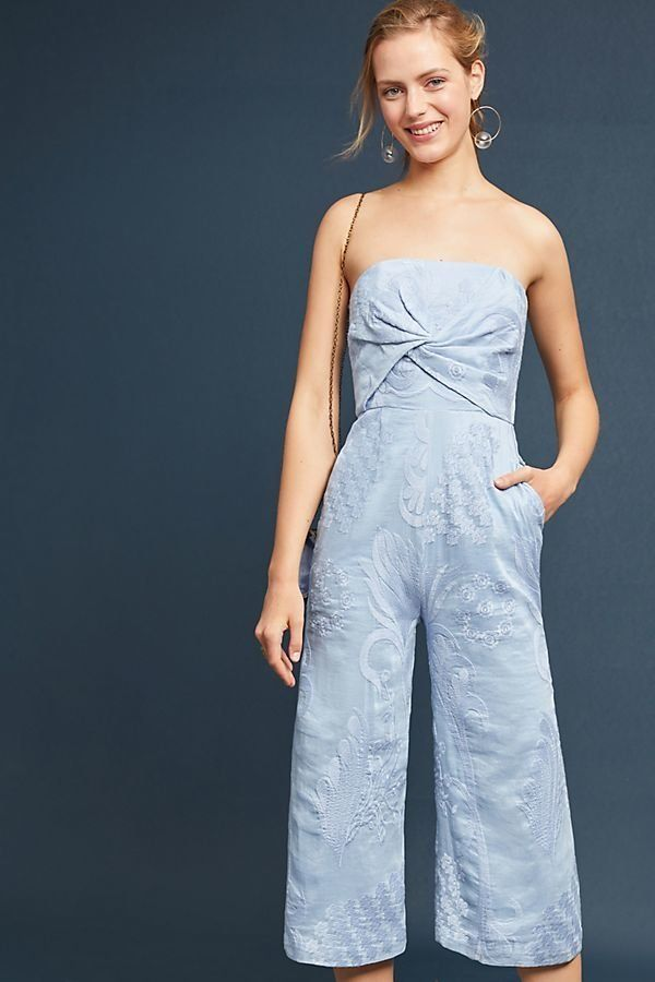 17 Dressy Jumpsuits To Wear To A Summer Wedding Huffpost Life