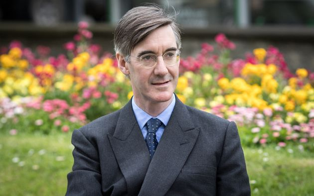 Jacob Rees-Mogg, chairman of the European Reform Group.