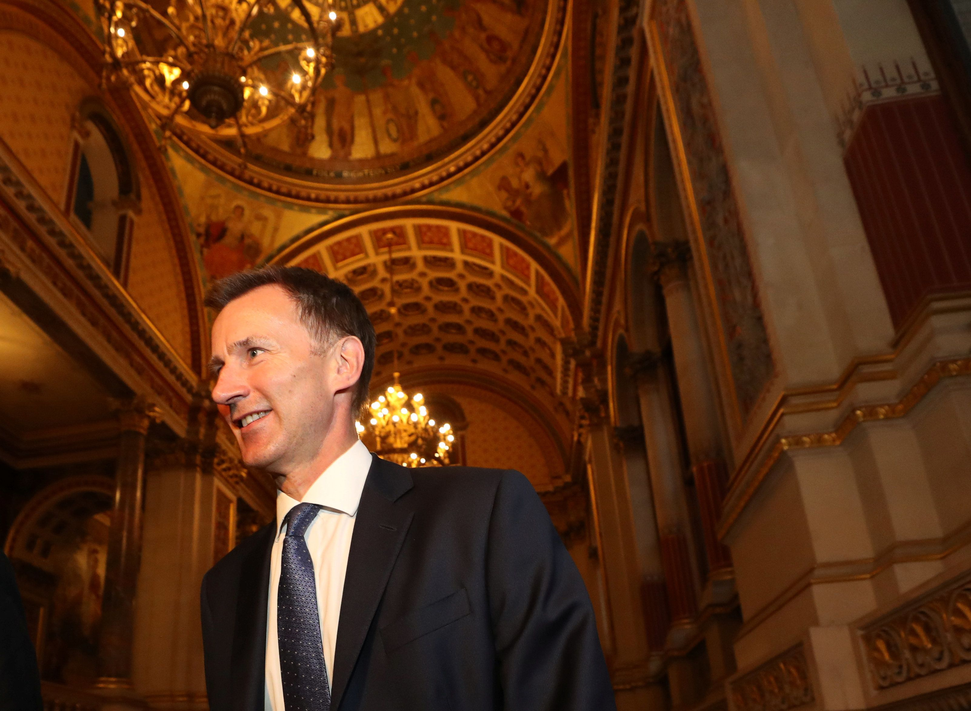 Jeremy Hunt Is New Foreign Secretary After Boris Johnson Quits Over