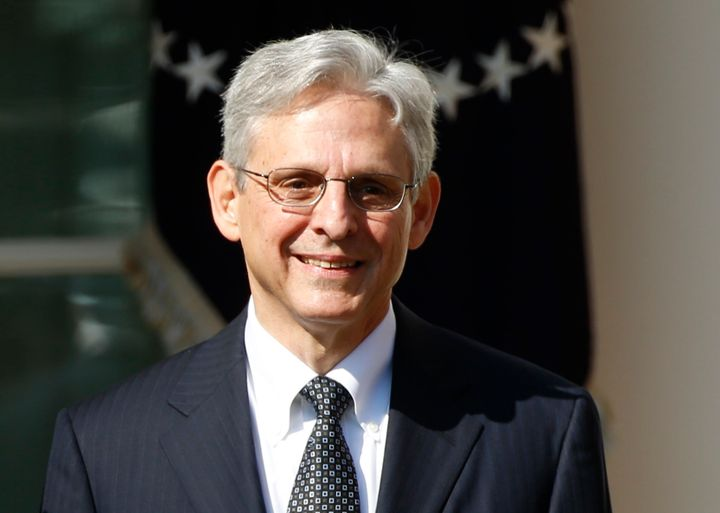 Poor Merrick Garland. He got totally screwed.