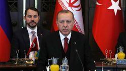 Νέα υποχώρηση της τουρκικής λίρας μόλις ο Ερντογάν ανακοίνωσε πως διόρισε τον γαμπρό του ως Υπουργό