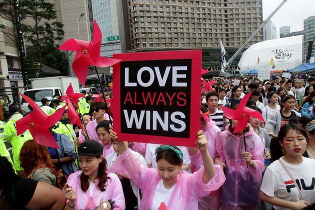 제19회 서울퀴어문화축제가 7월 13일부터