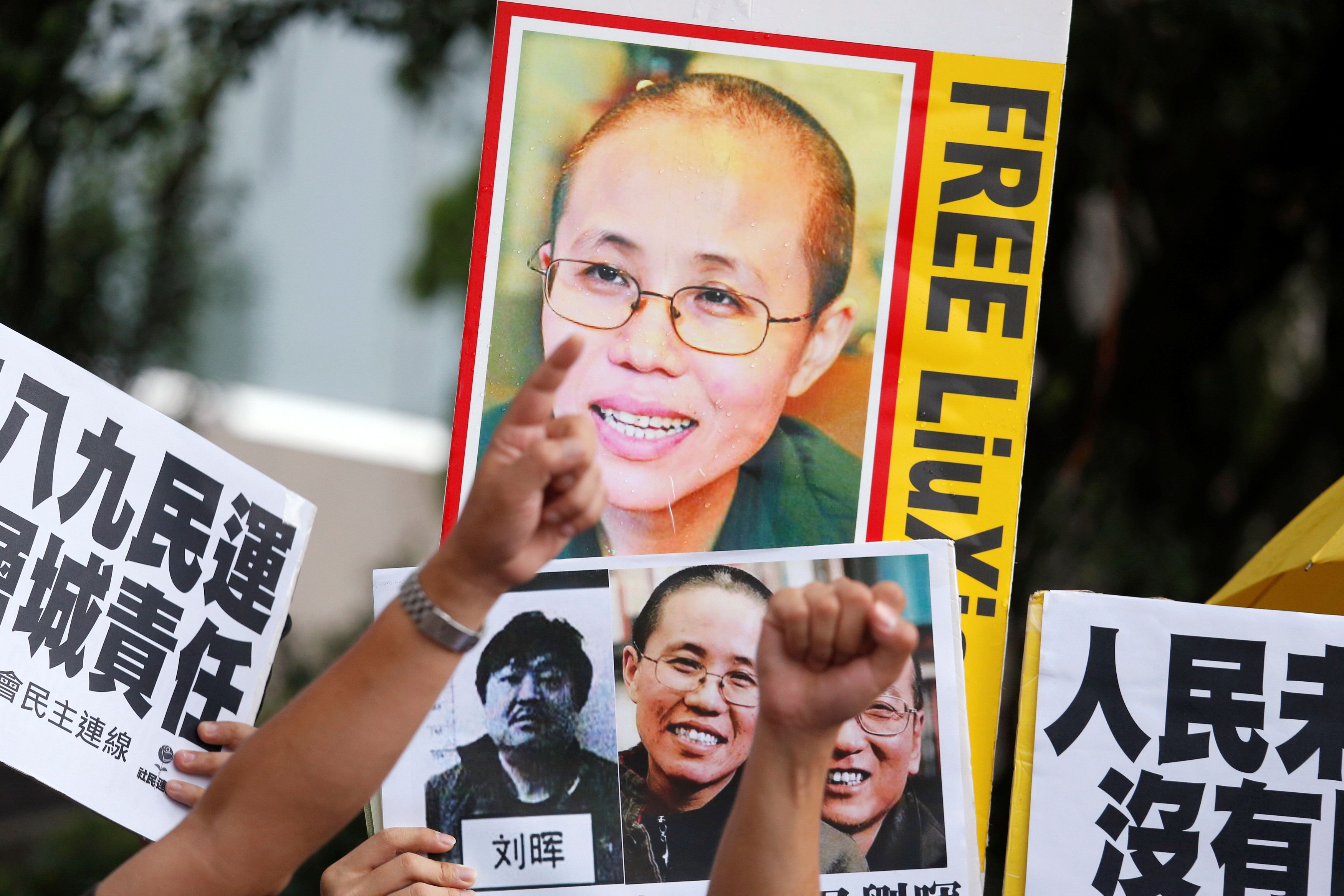 Widow of Nobel Peace Prize laureate Liu Xiaobo leaves China