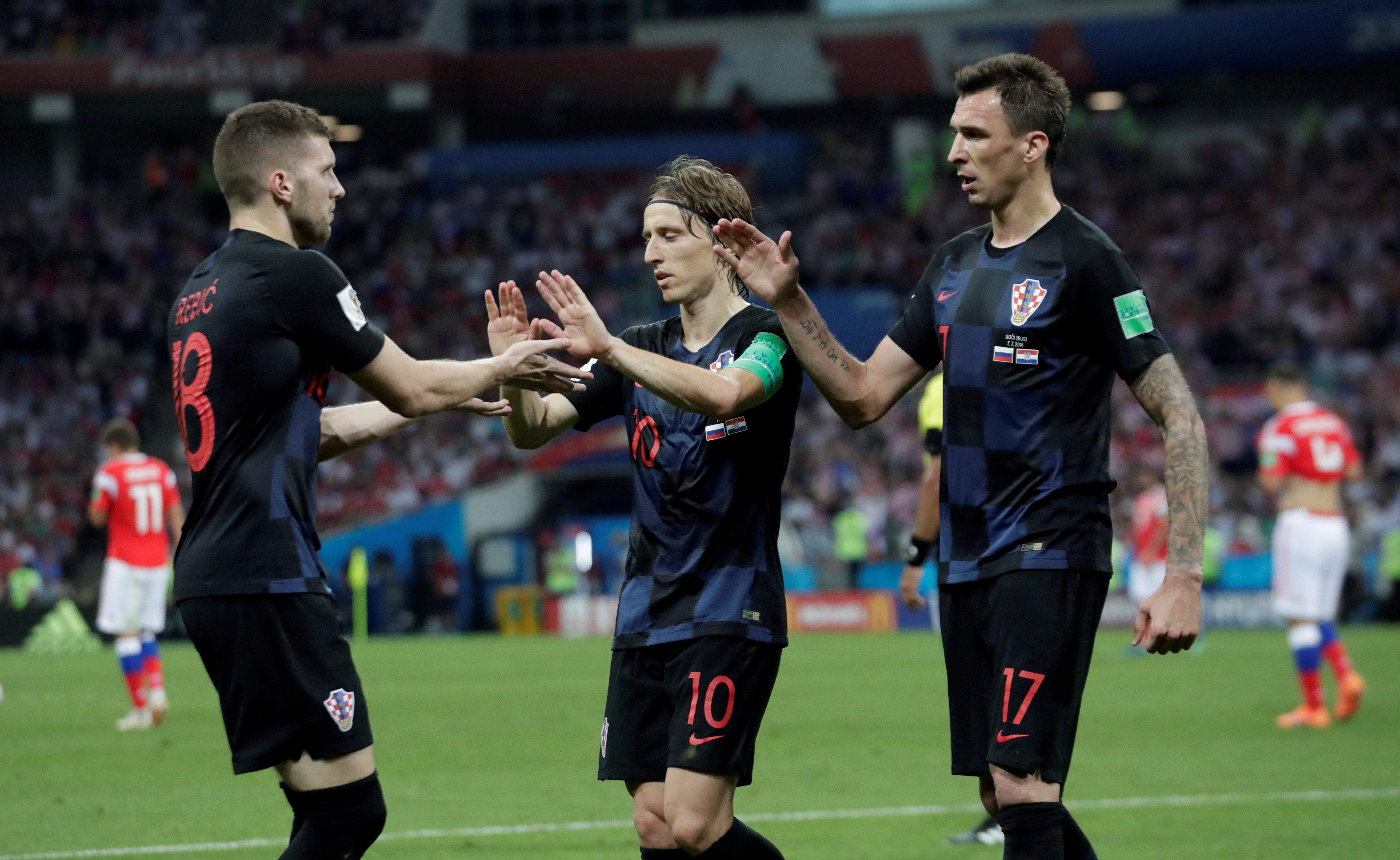 Kroatien – England im Live-Stream: Fußball-WM 2018 online