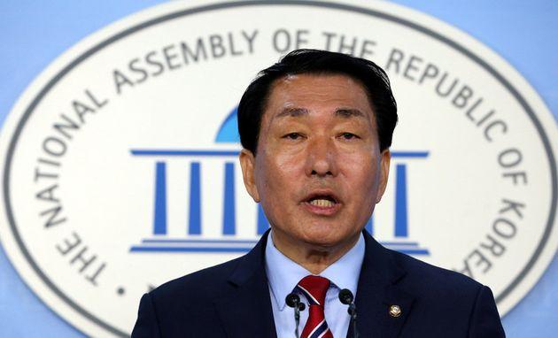 안상수 자유한국당 혁신비상대책위원회