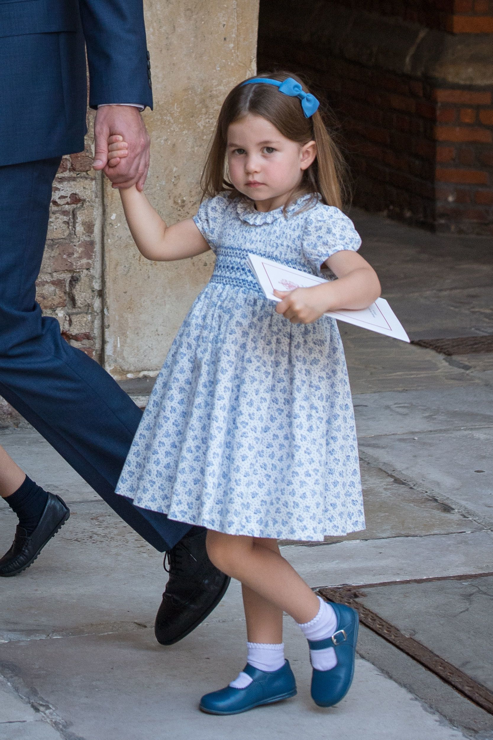Princess Charlotte's Sassy Comment To Photographer Is A Brilliant Reminder Of Kids' Lack Of