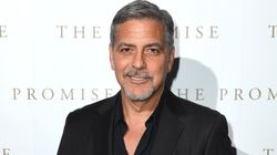 George Clooney Taken To Hospital After Scooter Crash In Sardinia, Reports Italian