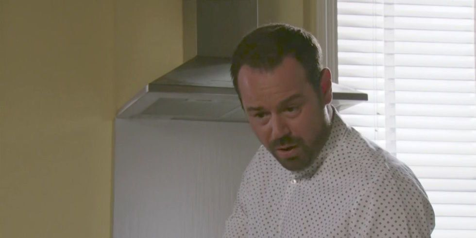 'EastEnders' Mick Carter Delights Viewers With England/Croatia World Cup Tactics