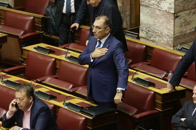 Ίδρυση δεξιού πατριωτικού κόμματος ανακοίνωσαν Τάκης Μπαλτάκος και Δημήτρης