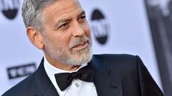 George Clooney victime d'un accident de scooter en Sardaigne